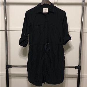 Loft Lounge Shirt Dress